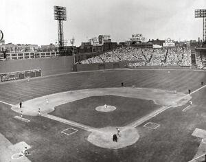 Fenway-Park-Old-Boston-Red-Sox-MLB-Baseball-Photos-Ted-Williams-Cy-Young-CHOICES