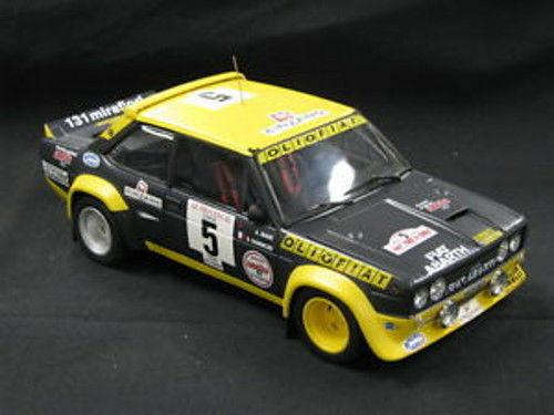 1 18 Kyosho Fiat 131 Abarth 1977 Darniche mahe Tour de Corse