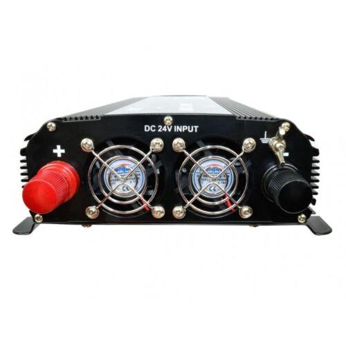 Puro sinus transformador de tensión inversor 1500//3000w 230 seno 3000-24v