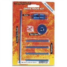 Dromida Drive Train Upgrade Kit Blue Aluminum for BX4.18,MT 4.18,SC4.18 DIDC1160