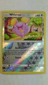 Common Reverse Holo NM-Mint Celestial Storm Pokemon Whismur 116//168