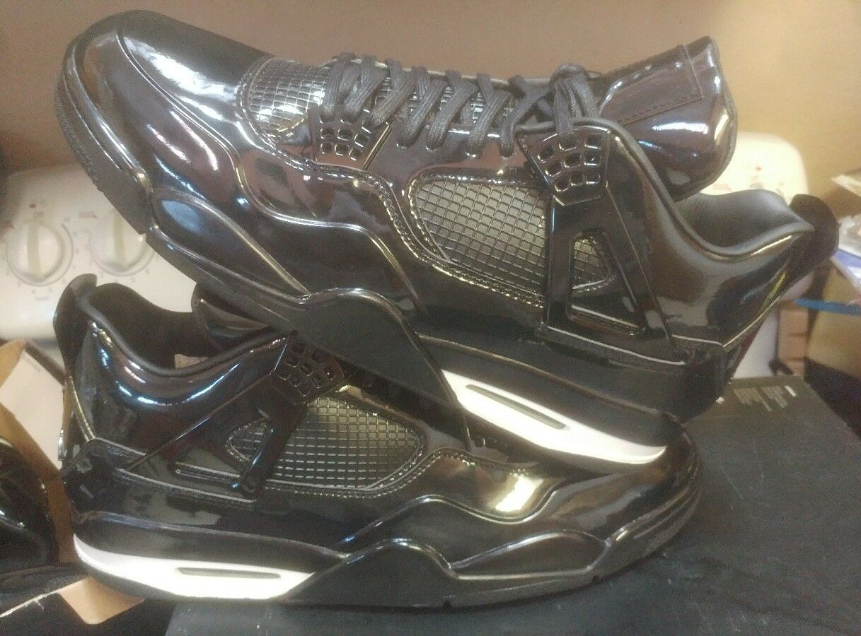 100% Authentic NIKE AIR JORDAN 11LAB4 719864 010 Comfortable Cheap and beautiful fashion