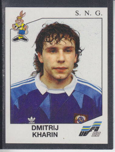 PANINI-EURO 92 # 170 Dimitrij kharin-s.n.g.