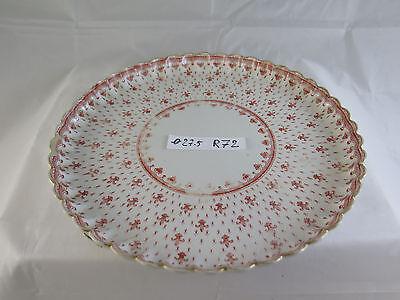 Nett Teller Für Torte Keramisch Eland Dekoration Lilie Vintage Keramisch Platte R72 Eine GroßE Auswahl An Farben Und Designs