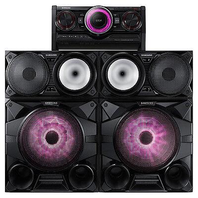 Samsung MX-HS7000 2300-Watt GIGA Sound System with USB, Bluetooth, Light Effects