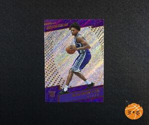2017-18 Revolution De'Aaron Fox Rookie Card 141 Sacramento Kings RC