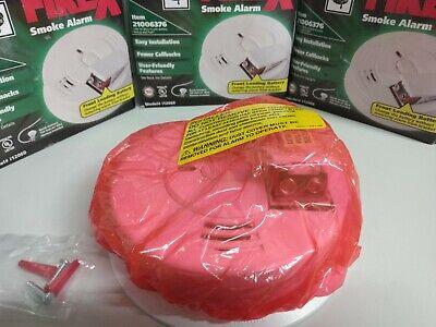 2 PACKS Kidde 12060 AC Hardwired Smoke Alarm