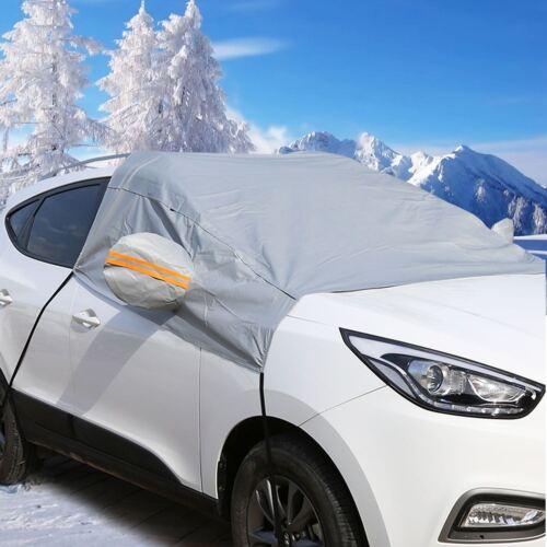 Car Windscreen Windshield Frost Ice Snow Cover Sun Shade Shield Window Protector