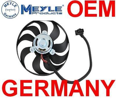 AUXILIARY COOLING FAN VW AUDI OEM MEYLE SMALL RT FAN ELECTRIC RADIATOR