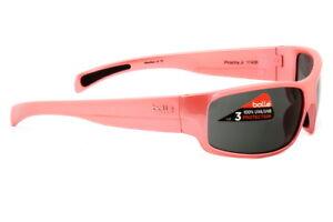 Bolle-Sunglasses-Piranha-Jr-Kid-039-s-Pink-TNS-11406-Free-Cloth-AUTHORIZED-DEALER