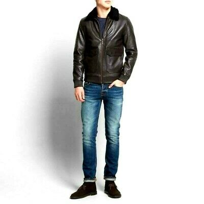 Nudie Jeans Mens Grim Tim Straight Slim Fit Jean In Marble Tears