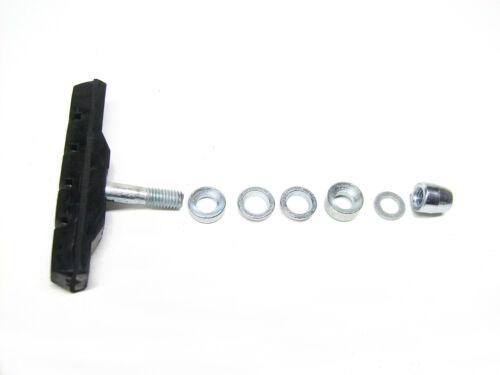 440810 ET 2 Paar V-Break Bremsbeläge asymetrisch 70mm  Falko STARRY®