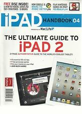 iPAD HANDBOOK, ISSUE NO.4 ( THE ULTIMATE GUIDE TO iPAD 2 )   FREE DISC INSIDE !