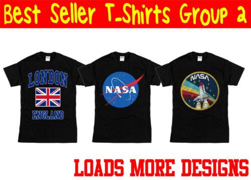 Best Seller Nasa T-Shirt England London Nasa Shuttle Birthday Kids Adults Top