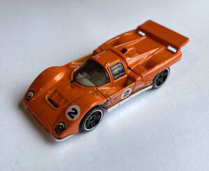 2012 HotWheels FERRARI F512 512 M ARANCIO 5 Pack Release! Nuovo di zecca! molto rara!