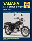 Yamaha XT and SR125 Singles Service and Repair Manual: 1982 to 2003 by Jeremy Churchill (Paperback, 2008)