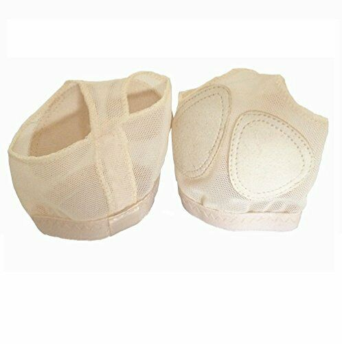 Foot Thongs for Dance Ballet Belly Dance Thong Metatarsal Pads Ball of Forefoot