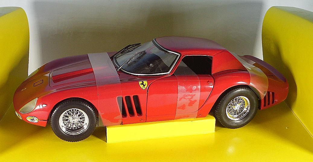 Revell   Jouef 1 18 Ferrari 250 GTO 64 rot OVP  2855