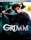 Grimm Season 1 - 3 Collection Region 2