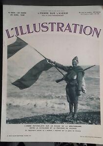 Rivista-per-Lettera-Settimanale-L-Illustrazione-N-4964-OMBRA-Sul-FUTURO-1938