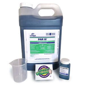 Par 3 Herbicide weed killer. Commercial grade 10L jug.