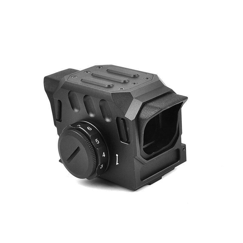Reflejo óptico óptico óptico 1.5MOA Visor de punto rojo mira Holográfica vista alcance para carril de 20 mm a7eb5e