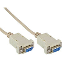 Nullmodem Kabel Sat-receiver Patch Update Rs232 1,8 M Rs 232 Null Modem Kabel