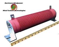0.2 Ω 1000 Watt 12 Volt Wind Generator & Solar Resistor Diversion Dump Load Red