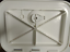 Access Hatch with Storage Box for Caravan// Boat//RV White Europa Lid ASA Plastic