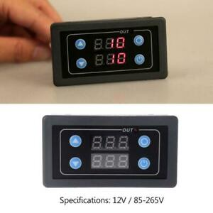 DC12V-AC110V-220V-Digital-Time-Delay-Relay-Module-Timer-Cycle-Control-f