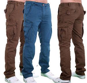 jet lag herren cargo hose army hose cargohose arbeitshose freizeithose jeans ebay. Black Bedroom Furniture Sets. Home Design Ideas