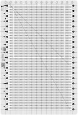 Creative Grids Stripology Slotted Quilting Ruler Template CGRGE1 by Creative Gri