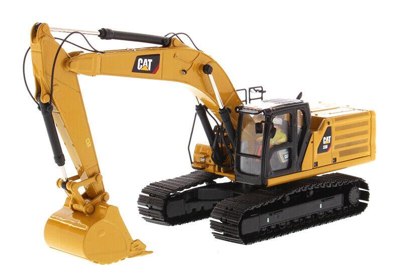 Diecast Masters 85586 1 50 Gato Coche Camión Excavadora Hidráulica Caterpillar 336 Juguete