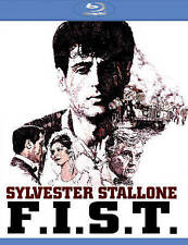 BLU-RAY F.I.S.T. (Blu-Ray) NEW Sylvester Stallone