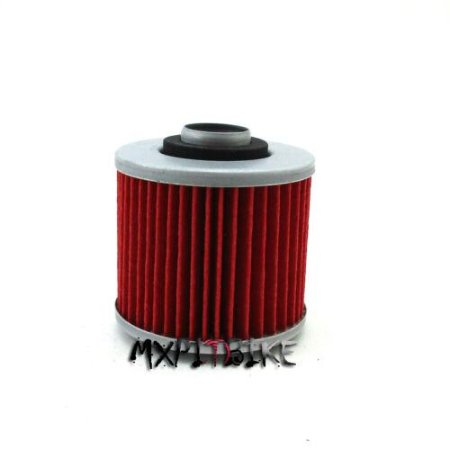 20x Oil Filter For YAMAHA YFM700 RAPTOR SR400 XT660 TDM900 XVS650 XVS1100 V-STAR