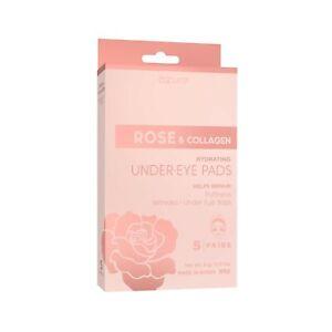 AZURE-Rose-amp-Collagen-Hydrating-Under-Eye-Pads-Under-Eye-Patches-5-Pairs-Korea