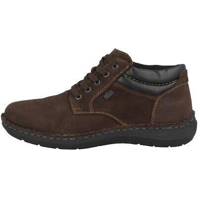 Rieker Paso Fino Herren Schuhe Antistress Boots Stiefeletten wACSB