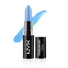 NYX Macaron Lippie Neon & Pastel Lipstick Blue Velvet ( Electric blue ) MALS04