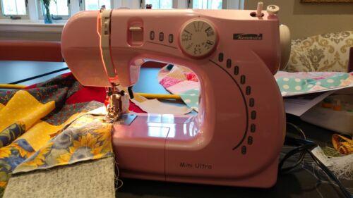 Kenmore Mini Ultra Sewing Machine EBay Unique Kenmore Ultra Mini Sewing Machine