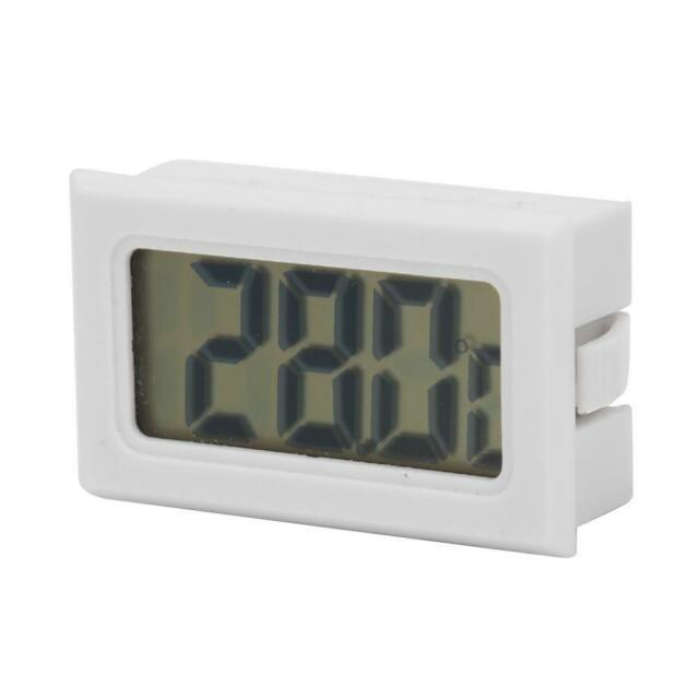 LCD Digital Thermometer for Fridge Freezer Aquarium Sensor Meter Temperature