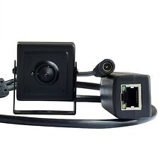 ELP Network Ip Camera Poe 1mp 720p Onvif P2p Camera Mini Pinhole Hidden for I...