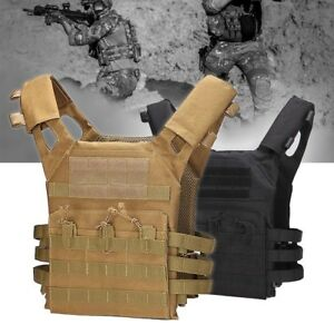 Tactical-Vest-Military-Plate-Carrier-Molle-Modular-Sentry-SWAT-Assault-Combat