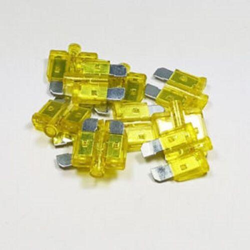 Blow-Glow lama fusibili standard 20amp Smart LED AUTO//Marino//FU34