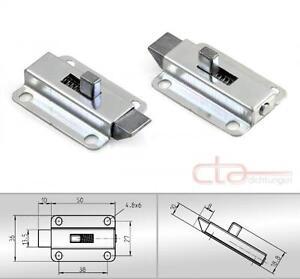 1x-Federriegel-Verschlussriegel-Schnappverschluss-Verschluss-Verzinkt-1C53-U02