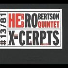 X-Cerpts: Live at Willisau by Herb Robertson (CD, Feb-2002, Winter & Winter)
