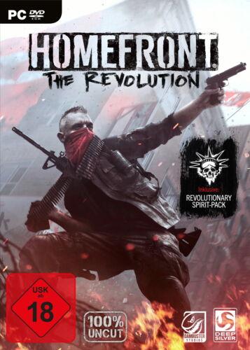 1 von 1 - PC / HOMEFRONT - THE REVOLUTION