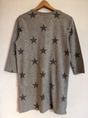 T shirt Sternmuster Stern Neu Zoe Grau gr Karssen M qEU14naUx