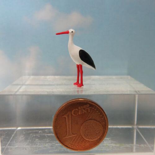 Storch Figur Tier 1:45