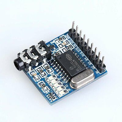 1PCS MT8870 DTMF decoder module voice telephone module NEW