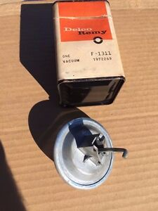 1967 68 69 70 Ford Mustang Galaxie 1962-1970 Mercury NOS Vacuum Advance #1972269